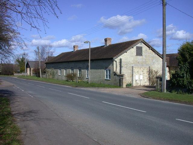 South Barn, Harston Road