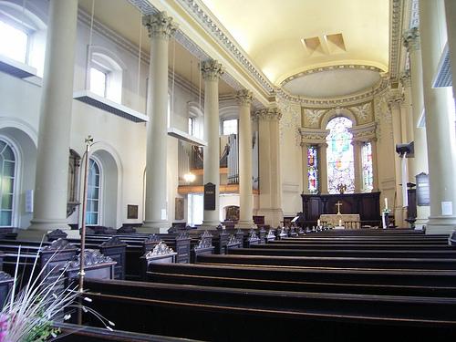 Holy Trinity, Boar Lane, Leeds