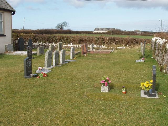 Graveyard of Eden Methodist Church