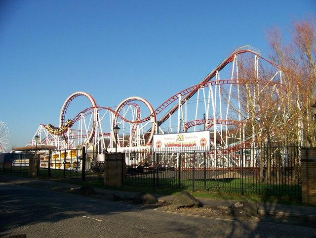M&Ds Theme Park