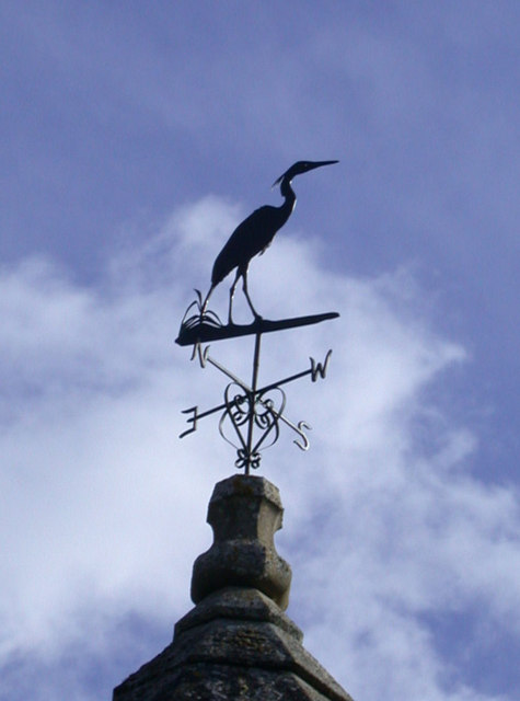 Weather Vane on All Saint's Church