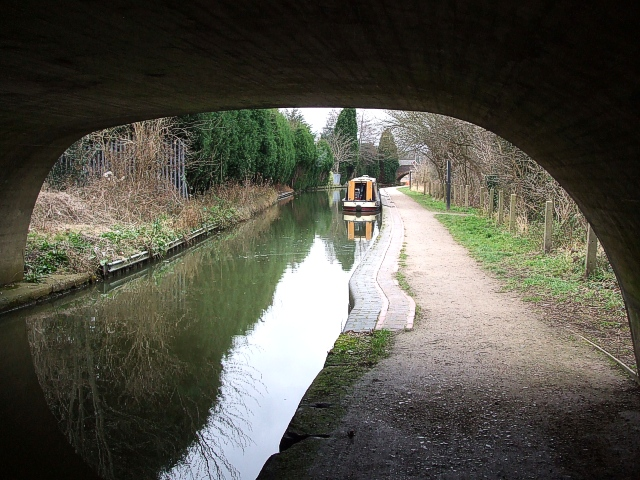 Coventry Canal, Fazeley