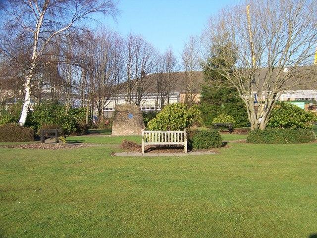 A Memorial Garden at Strathclyde Park