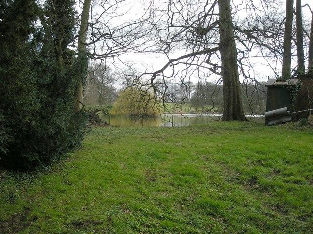The Lake at Misterton Hall