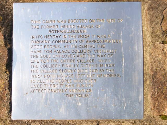 Plaque in the Memorial Garden