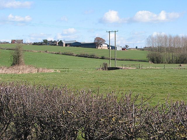 Aberhall Farm, Tretire