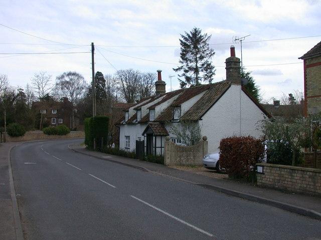 Cottage in Church Street