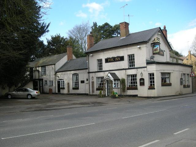 Lutterworth-The Fox Inn