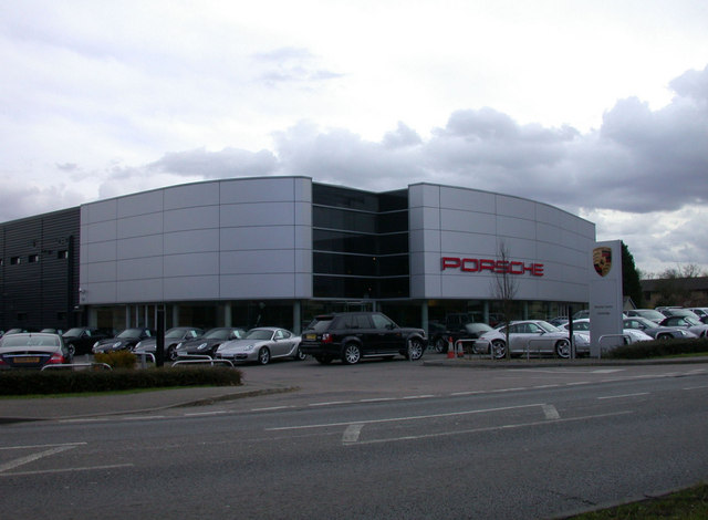 Porsche Centre Cambridge