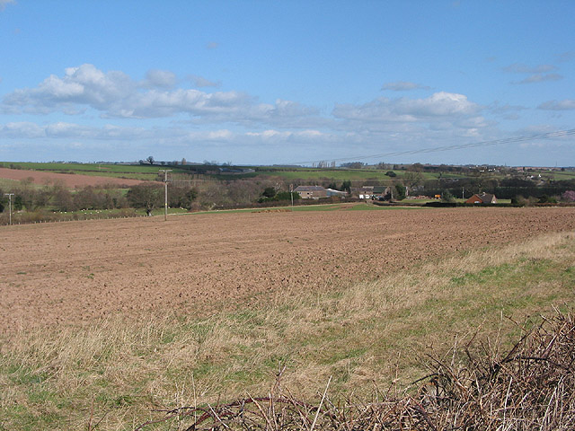 Farmland near Trippenkennett