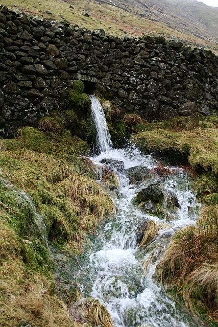 Water Spout near Stockley Bridge