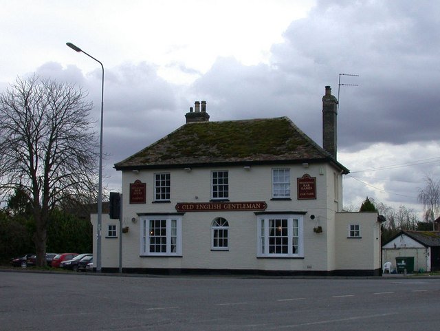 The Old English Gentleman, Harston