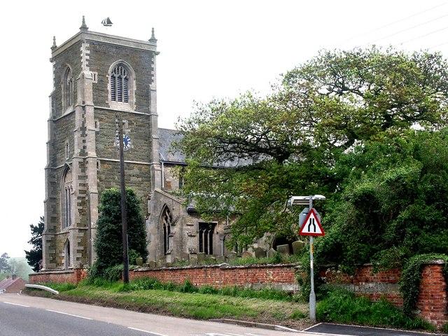The Church of St Nicholas, Partney