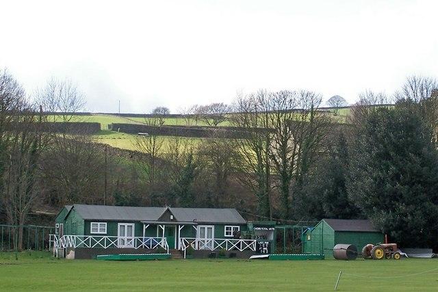 No game today, Bradfield Cricket Club Pavilion, Low Bradfield