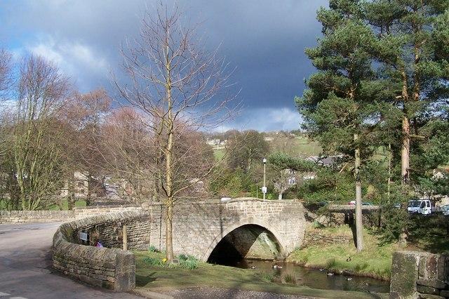Bridge at Low Bradfield