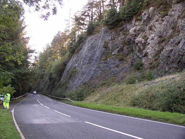 A77 Glenapp