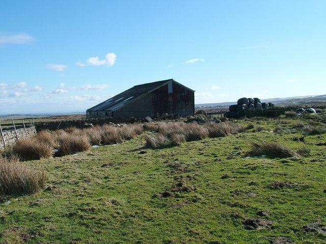 Farm building at Farewell Farm