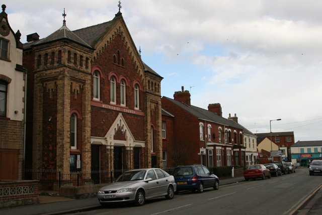 Methodist Church, Withernsea