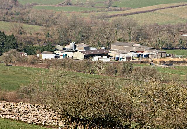 2008 : Noade's Leaze Farm
