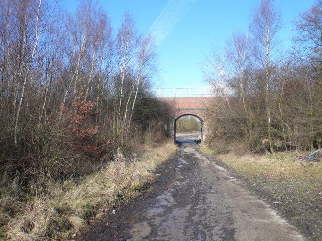 Woodthorpe - Seymore Lane (Bridge BAC3 14)