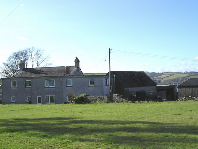 Rhydfwyalchen Farm