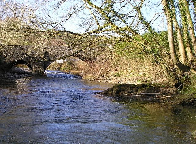 Bridge over the Afon Gwili