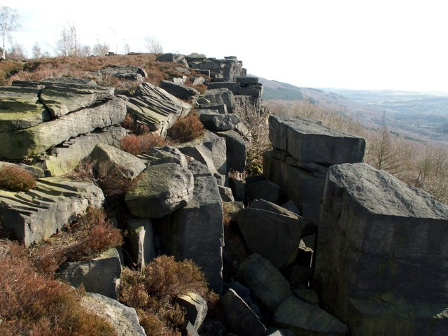 Wharncliffe Crags