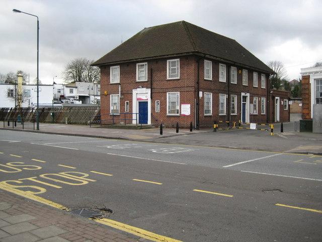 Crayford Library