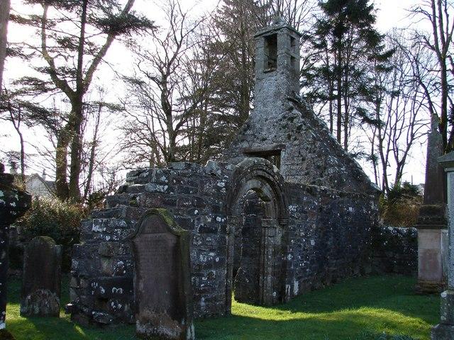 Tongland Old Parish Church