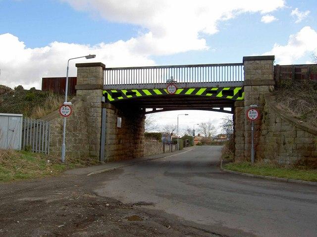 Railway bridge Rhodesia