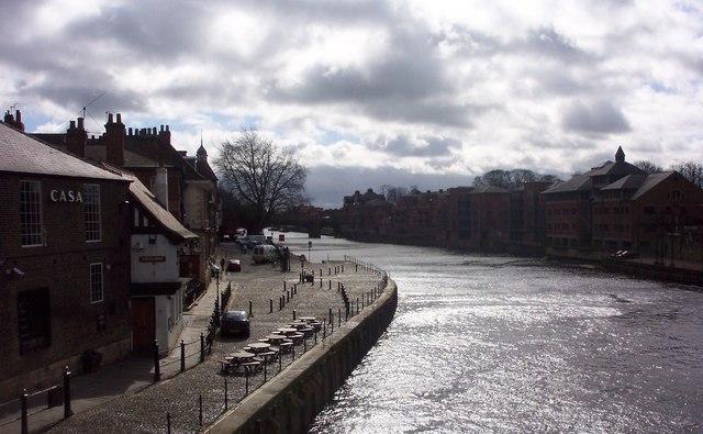 River Ouse-York