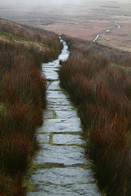 Whernside Pavement
