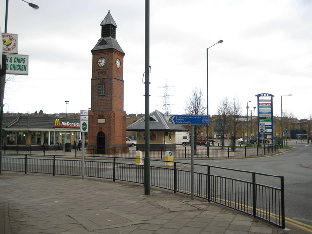 Crayford Clock Tower