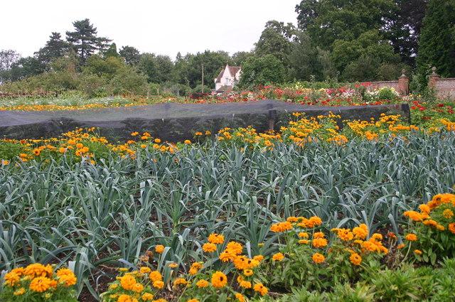 Walled gardens of Claydon House