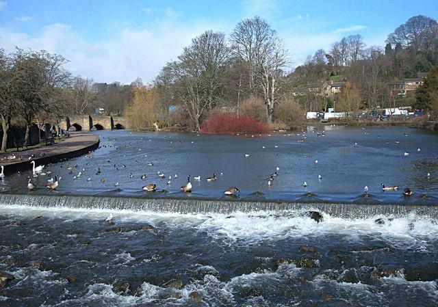 River Wye Bakewell