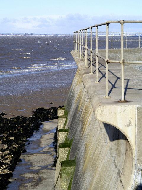 River Defences at Paull