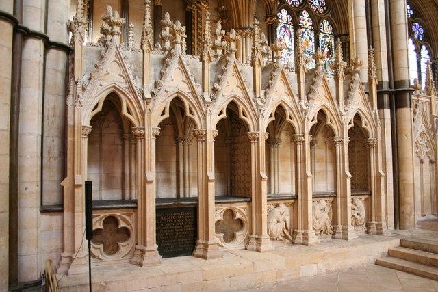 Bishop Remigius memorial