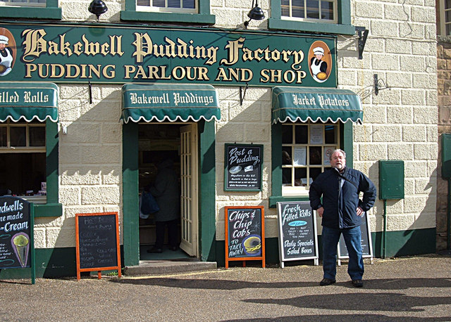 Bakewell Puddings R Us