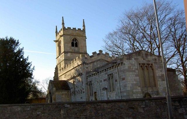 St Peter's Church Old Edlington