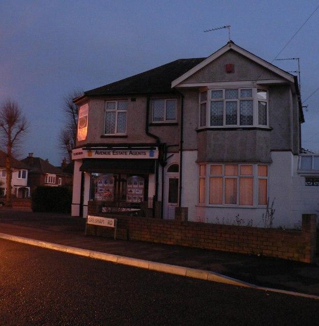 Charminster: former Gresham Road Post Office