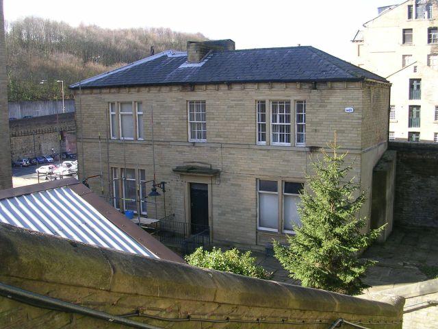 Mrs Crossley's House - Dean Clough Mills