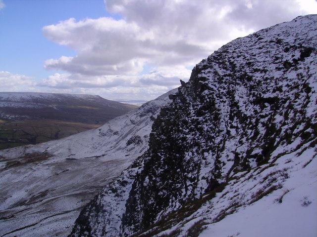 Cautley Crag