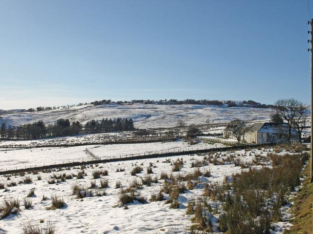 Muirfauldhouse, Lochwinnoch