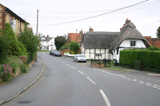 Lower street Quainton