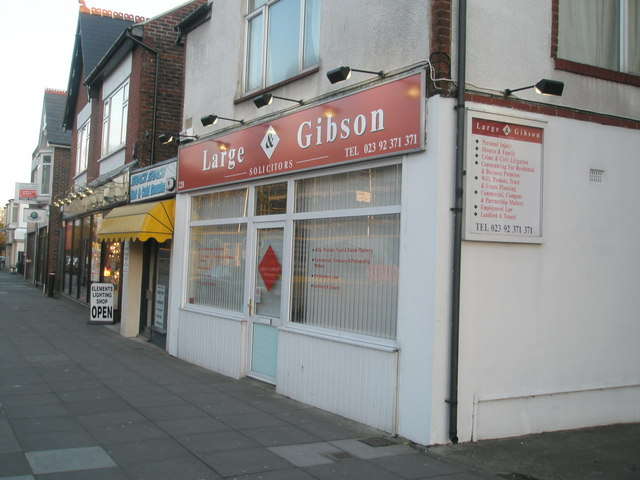 Large and Gibson, Solicitors at Drayton