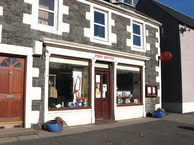 Earlston Post Office