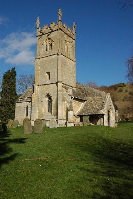 Oxenton Church