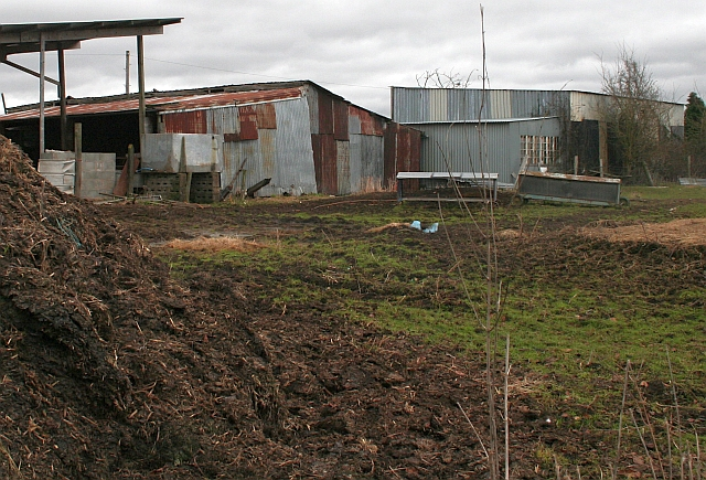 Workshops and Outbuildings, Lockeridge Farm