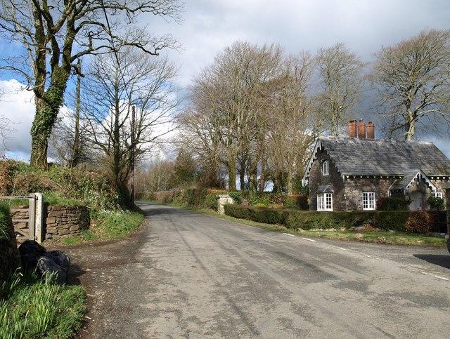 Lodge, Penheale
