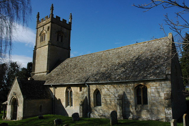 Oxenton Church